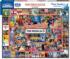 Broadway Movies / Books / TV Jigsaw Puzzle