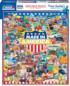 Made In America Patriotic Jigsaw Puzzle