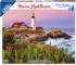 Maine Lighthouse Lighthouses Jigsaw Puzzle