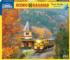 Scenic Railroad Trains Jigsaw Puzzle