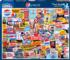 Pepsi Food and Drink Jigsaw Puzzle