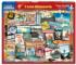 I Love Minnesota Travel Jigsaw Puzzle