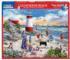Lighthouse Beach Beach Jigsaw Puzzle