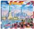 Statue of Liberty Boats Jigsaw Puzzle