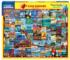 I Love Islands Beach Jigsaw Puzzle