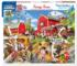Funny Farm Seek & Find Farm Jigsaw Puzzle