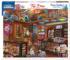 Toy Shop Seek & Find Nostalgic / Retro Jigsaw Puzzle