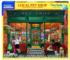 Local Pet Store Street Scene Jigsaw Puzzle