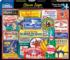 Classic Signs Nostalgic / Retro Jigsaw Puzzle