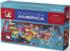 Discover America Educational Jigsaw Puzzle