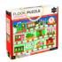 Christmas Train Trains Jigsaw Puzzle