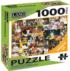 American Cat Cats Jigsaw Puzzle