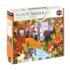 Enchanted Woodland Animals Jigsaw Puzzle