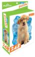 Golden Puppy Dogs Jigsaw Puzzle