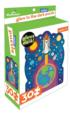 Space - Blast Off Space Glow in the Dark Puzzle