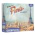 Greetings from Paris Travel Jigsaw Puzzle