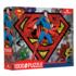 Superman & Villains Cartoons Jigsaw Puzzle