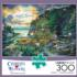 Moonlight and Roses Mountains Jigsaw Puzzle
