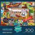 America's Main Street Landmarks / Monuments Jigsaw Puzzle