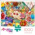 Banana Split Food and Drink Jigsaw Puzzle