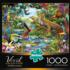 Leopard Jungle Cats Jigsaw Puzzle