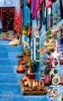 Blue City of Morocco Africa Jigsaw Puzzle