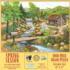 Spring Season Countryside Jigsaw Puzzle