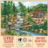 Summer Season Countryside Jigsaw Puzzle