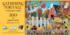 Gathering for Fall Farm Jigsaw Puzzle