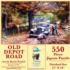 Old Depot Road Countryside Jigsaw Puzzle