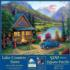 Lake Country Store Countryside Jigsaw Puzzle