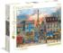 Streets of Paris Street Scene Jigsaw Puzzle