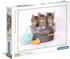 Kittens and Soap Cats Jigsaw Puzzle