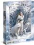Winter Guardians Wolves Jigsaw Puzzle