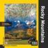 Rocky Mountains (Mini) Maps / Geography Jigsaw Puzzle