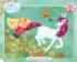 Running in the Rain Butterflies and Insects Jigsaw Puzzle