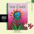 Earth Day Mini Flowers Jigsaw Puzzle