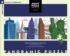 Travels Thru New York City New York Jigsaw Puzzle