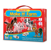 Match It! Make It-Farm