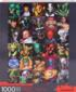 Marvel Villains Collage Super-heroes Jigsaw Puzzle