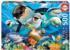 Underwater Selfies Under The Sea Jigsaw Puzzle