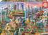 Asia Landmarks Landmarks / Monuments Jigsaw Puzzle