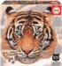 Tiger Tigers Shaped Puzzle