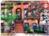 Greenwich Village, New York Street Scene Jigsaw Puzzle