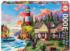 Lighthouse Near The Ocean Lighthouses Jigsaw Puzzle