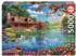 Lake House Lakes / Rivers / Streams Jigsaw Puzzle