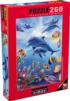 Seahorse Kingdom Under The Sea Jigsaw Puzzle