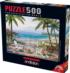 Coastal View Travel Jigsaw Puzzle