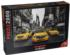 New York Taxi Cars Jigsaw Puzzle