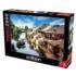 Xitang Ancient Town Boats Jigsaw Puzzle